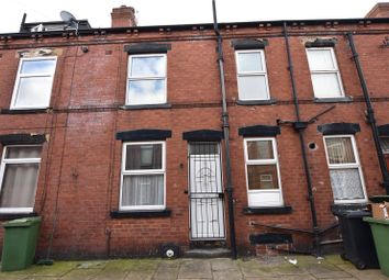 Thumbnail 1 bed terraced house for sale in Marley Terrace, Leeds, West Yorkshire