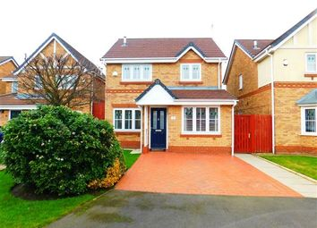 Thumbnail 3 bed detached house for sale in Deltic Place, Deltic Way, Kirkby, Liverpool