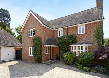 Thumbnail 5 bed detached house for sale in Manor Farm, Wanborough, Guildford, Surrey