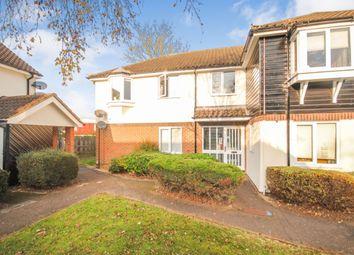 Thumbnail 1 bed flat for sale in Hazel Gardens, Sawbridgeworth