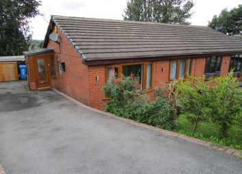 Thumbnail 2 bed semi-detached bungalow for sale in Staveley Close, Shaw, Oldham