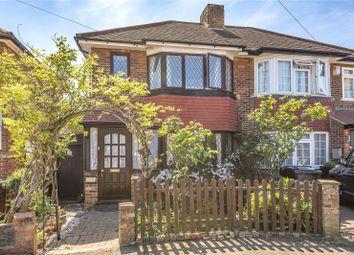 Thumbnail 3 bed semi-detached house for sale in Skylark Road, Denham, Uxbridge, Middlesex