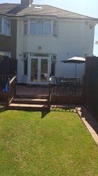 Thumbnail 3 bed semi-detached house to rent in Twyford Road, Harrow