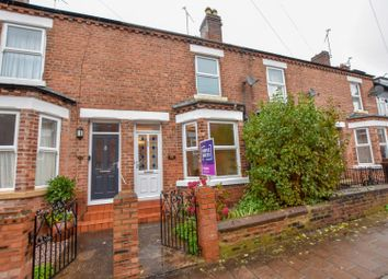 Thumbnail 2 bed terraced house for sale in Louise Street, Chester