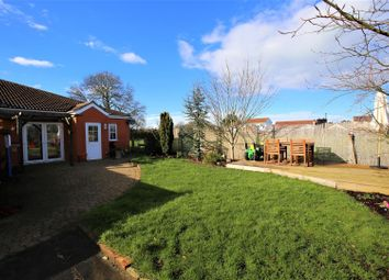 Thumbnail 3 bed bungalow for sale in Hackness Road, East Huntspill, Highbridge