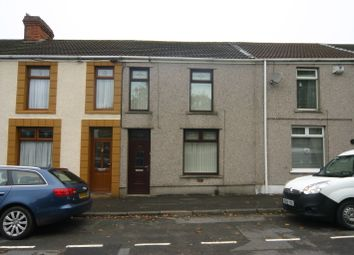 Thumbnail 2 bed terraced house to rent in Cecil Road, Gorseinon