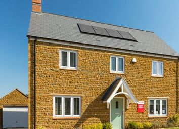 Thumbnail 4 bed detached house for sale in The Sutton, Meadow View, Banbury Homes, Adderbury