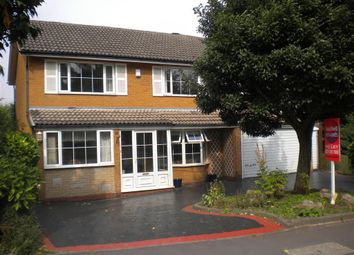 Thumbnail 4 bed property to rent in Kingsleigh Drive, Castle Bromwich, Birmingham