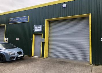 Thumbnail Light industrial to let in Unit 6, St Margarets Park, Aberbargoed