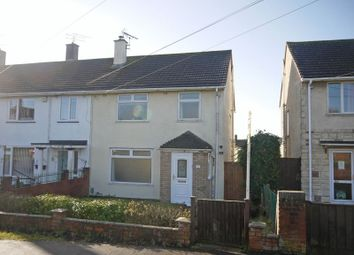 Thumbnail 3 bedroom end terrace house for sale in Purton Road, Swindon