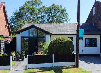 Thumbnail 3 bed detached bungalow for sale in Lower New Row, Worsley, Manchester