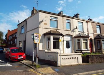 Thumbnail 2 bedroom end terrace house for sale in Wash Lane, Bury, Greater Manchester