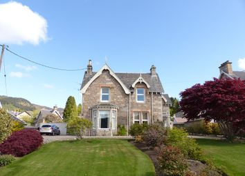 Thumbnail 3 bed flat for sale in Church Road, Pitlochry