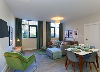 Thumbnail 1 bed flat for sale in Park House, Pudsey, Leeds
