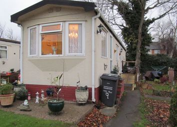 Thumbnail 2 bed mobile/park home for sale in Blue Granite Park, The Green (Ref 57770, Mountsorrel, Loughborough, Leicestershire