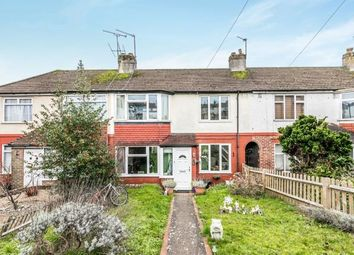 Thumbnail 2 bed terraced house for sale in Carden Crescent, Brighton, East Sussex
