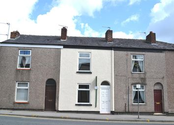 2 bed terraced house for sale in Warrington Road, Leigh, Greater Manchester. WN7