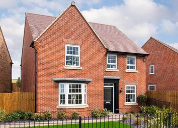 "Thumbnail 4 bed detached house for sale in ""Holden"" at Newton Road, Burton-On-Trent"