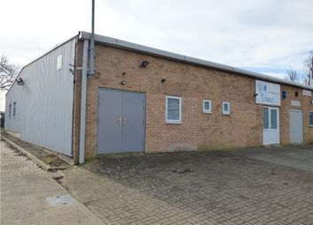 Thumbnail Light industrial to let in Earith Business Park, Meadow Drove, Earith, Cambridgeshire
