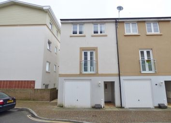 Thumbnail 4 bed end terrace house to rent in Oak Hill Road, Torquay