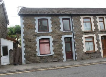 Thumbnail 3 bed terraced house for sale in High Street, Cymmer, Porth, Rhondda Cynnon Taff.