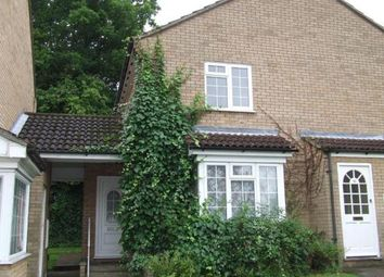 Thumbnail 1 bed end terrace house to rent in Providence Grove, Stevenage