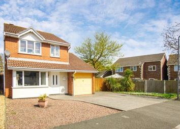 Thumbnail 3 bed detached house for sale in Warren Close, Bradley Stoke, Bristol, Gloucestershire