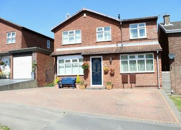 Thumbnail 4 bed detached house for sale in Poplar Road, South Normanton, Alfreton