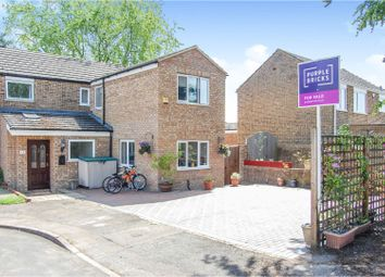 Thumbnail 4 bed semi-detached house for sale in Dinglederry, Olney