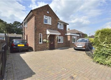 Thumbnail 4 bed detached house for sale in Woodside Crescent, Smallfield, Horley