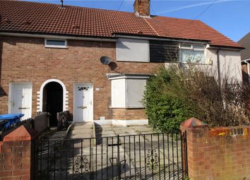 Thumbnail 2 bedroom terraced house for sale in Radway Road, Liverpool, Merseyside