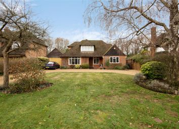 Thumbnail 4 bed property to rent in Nightingale Avenue, West Horsley, Leatherhead