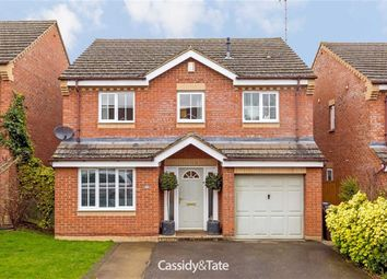 Thumbnail 4 bed detached house for sale in Wynches Farm Drive, St Albans, Hertfordshire