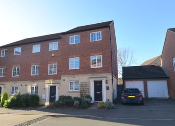 4 bed terraced house for sale in Wildacre Drive, Great Billing, Northampton NN3