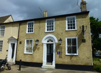 Thumbnail 3 bed flat to rent in Hospital Road, Bury St. Edmunds