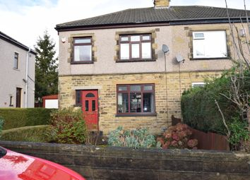 Thumbnail 3 bed semi-detached house to rent in Leafield Drive, Eccelshill, Bradford