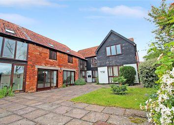 Thumbnail 1 bed terraced house for sale in Amari House, Off Middleton Street, Wymondham, Norfolk
