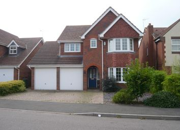 Thumbnail 4 bed property to rent in Grovefield Crescent, Balsall Common, West Midlands