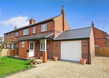 Thumbnail 3 bed semi-detached house for sale in Northfield Lane, Womersley, Doncaster