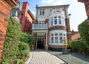 Thumbnail 3 bed flat for sale in York House, Pembury Road, Westcliff-On-Sea