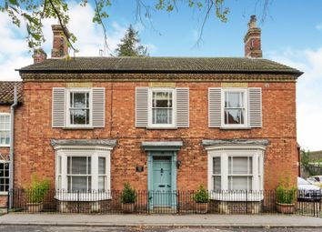 Thumbnail 5 bed semi-detached house for sale in Church Street, Heckington, Sleaford