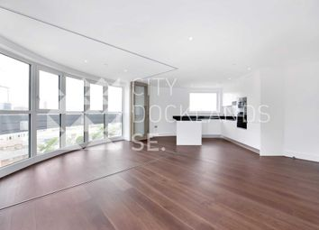 Thumbnail 2 bed flat to rent in Gateway Tower, Royal Docks