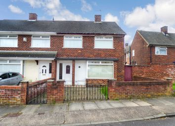 Thumbnail 3 bed semi-detached house for sale in Dryburn Road, Stockton-On-Tees