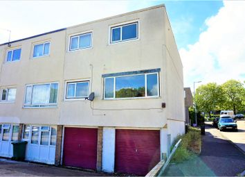 Thumbnail 3 bed end terrace house for sale in Swanstead, Basildon