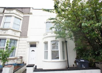 Thumbnail 5 bed terraced house to rent in St Marks Road, Easton, Bristol