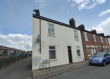 Thumbnail 2 bed end terrace house for sale in Compton Street, Shelton, Stoke-On-Trent