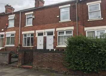 Thumbnail 2 bedroom terraced house to rent in Cromartie Street, Dresden, Stoke-On-Trent