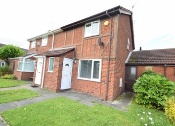 Thumbnail 3 bed semi-detached house for sale in Scythia Close, New Ferry, Wirral