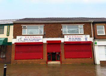 Thumbnail Retail premises for sale in 101-103, High Street, Golborne, Warrington