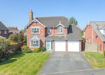 Thumbnail 4 bed property for sale in Kings Road North, Baschurch, Shrewsbury